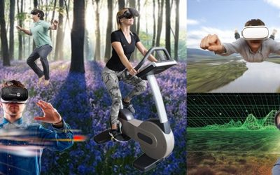 VR for Fitness? The Future is Now